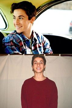 Teo Halm tbh I feel wrong for thinking he's attractive because I think he's like 14 and I'm 16 lol