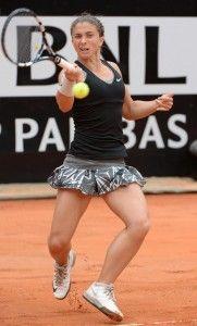 Tennis, Sara Errani in finale. Orario e programma Internazionali Roma