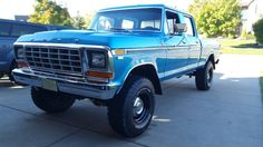 1979 Ford crew cab 4x4