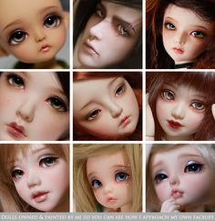 Jointed Love Blog - Xhanthe's dolls