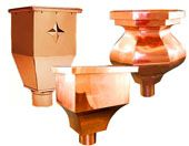 World Gutter Systems- copper products Rainwater Harvesting System, Copper Gutters, Weather Vanes, Copper Sheets, Brass Material, Conductors, Steel, Rain Chains, House