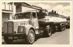 caminhoes antigos - Scania 110