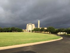 Storm clouds in the early morning at Abilene Christian University - June https://www.fanprint.com/licenses/abilene-christian-wildcats?ref=5750