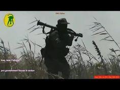 Guerra contra o ISIS no Iraque l 30 de maio de 2016