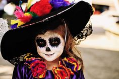 Las Catrinas de Ixtlahuacán del Río. Beautiful little sugar skull, Mooi kleine suiker schedel ! <3