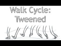 How To Animate - Walk Cycle. Read full article: http://webneel.com/video/how-animate-walk-cycle | more http://webneel.com/video/3d-animation | more videos http://webneel.com/video/animation | Follow us www.pinterest.com/webneel