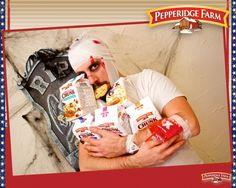 Même les zombies adorent les cookies #PepperidgeFarm !