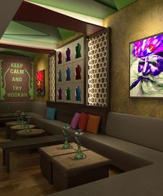 Moroccan decor priay hookah bar and lounge charleston sc for Jlv creative interior design