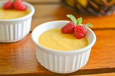 Special Mango Pudding -Thai Style