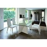 Rossetto Furniture - Sapphire White Dining Room Set - R348201000017-ROOM  SPECIAL PRICE: $3,453.00