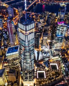 New York City Feelings - One World Trade Center by @calderwilson