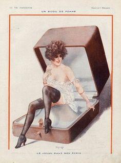 Chéri Hérouardc.1921