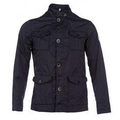 Men's Armani Jackets Navy Size 50 From Ace Collection