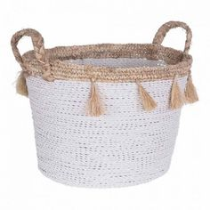 Early Settler's unique range of storage pieces makes it easy to showcase your personal style and whilst keeping your space perfectly organised. Contemporary Tassel Round Storage Basket Perfect to store cushions, thro Living Room Furniture Online, Early Settler, Home Office Storage, Round Basket, Storage Baskets, Tassels, Personal Style, Glamping, Accessories