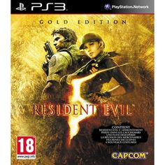 Game Resident Evil 5 Gold Edition - PS3