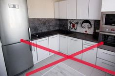 Fantastic modern kitchen room are available on our site. Take a look and you will not be sorry you did. Living Room Design Small Spaces, Interior Design Diy, Modern Kitchen Room, Kitchen Decor, Kitchen Room Design, Interior Design Kitchen Contemporary, Farmhouse Style Kitchen, Kitchen Style, Interior Design Kitchen Small