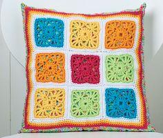 Granny squares Crochet Patterns