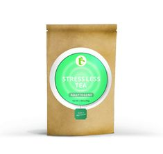 Top to Toe Wellness Stress Less Tea | Calming Relaxation Stress Relief | Organic Loose Leaf Herbal Stress Reduction Tea with Adaptogens * For more information, visit image link. (This is an affiliate link and I receive a commission for the sales) #Herbal