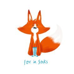 Fox in Socks_Chris Chatterton