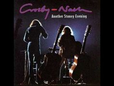 David Crosby and Graham Nash- Traction in the Rain (Live 1971)