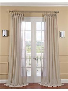 Half Price Drapes Tumbleweed Faux Linen Sheer Curtain  , #HalfPriceDrapes  , #LinenSheerCurtain
