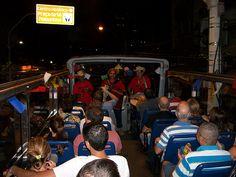 Ônibus do Forró. Foto: Karina Brasil / Setur