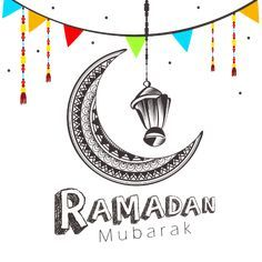Ramadan Crafts, Ramadan Decorations, Ramadan Greetings In English, Ramadan Wishes In Arabic, Happy Ramadan Mubarak, Ramadan Poster, Ramadan Images, Ramadan Kareem Vector, Ramadan Lantern