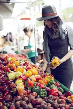 Gallery - Farmers Market – Katie Brown LA