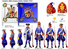 ARMIES OF MECKLENBURG & HOLSTEIN-GOTTORP 1650-1719   http://onmilitarymatters.com/images/75160.jpg