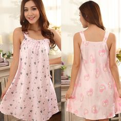 Cheap dropship heels, Buy Quality sleepwear men directly from China sleepwear silk Suppliers: Women Casual Lingerie Lady Sexy Rayon Silk Sleepwear Robes Babydolls Night Wear Dress, Girls Night Dress, Night Dress For Women, Night Gown, Cute Sleepwear, Silk Sleepwear, Nightwear, Lingerie Bonita, Pijamas Women