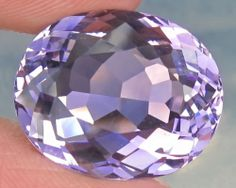 14 79ct Immense 18x15mm Ovaltop Purple Uruguay Amethyst VVS Nice Free Shipping | eBay