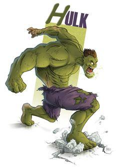 #Hulk #Fan #Art. (Hulk) By: RHOM13. (THE * 5 * STÅR * ÅWARD * OF: * AW YEAH, IT'S MAJOR ÅWESOMENESS!!!™) ÅÅÅ+
