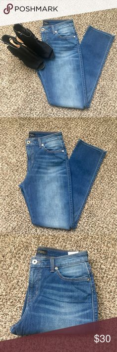 Levi's Skinny Leg Jeans New without tags! Never worn or washed! Tags and stickers were taken off but left some marks, please refer to the last picture above! Levi's Jeans Skinny