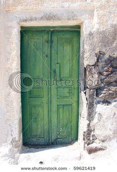 Rustic Door My Favorite Color