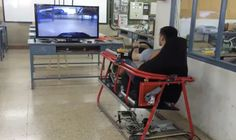 Crean un simulador de coches con una placa de Arduino - http://www.hwlibre.com/crean-simulador-coches-una-placa-arduino/