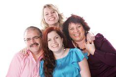 Carol, Tony, Gemma & Amy