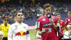 Der FC Red Bull Salzburg trifft im ersten Spiel der Frühjahrssaison auf Admira Wacker