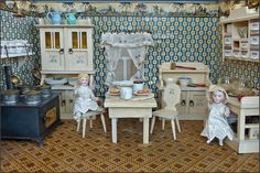 Puppenstubenmuseum Erfurt | Die Sammlung