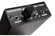 Decware Zen Head headphone amplifier and Phiaton MS400 headphones Headphone Planet
