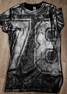 Other Transfer Stampa Maglietta T-shirt Angelo Con Conchiglia Discounts Price