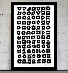 Image of 'Inner Circle' Print
