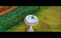 Anastasia (1997) Anastasia, Gardens, Sundial