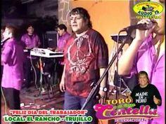 PRODUCCIONES AUDIO 15 - CENTELLA - DIME GITANA (EL RANCHO - TRUJILLO)
