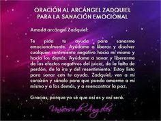 Oración al Arcángel Zadquiel Good Vibes, Inspire Me, Reiki, Karma, Prayers, Meditation, Spirituality, Mindfulness, Healing