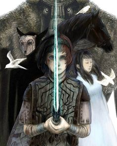Shadow Of The Colossus Wander Anime Shadows of the colossus