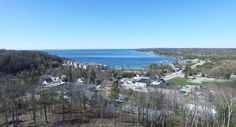 Harbor View Estates in Sister Bay, WI - a Luxury community of only 6 homesites overlooking Sister Bay, WI Build your Door County dream home here Sister Bay, Harbor View, Door County, Sisters, Community, Mountains, Awesome, Nature, Travel