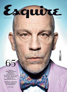 Loving the boldness of Esquires cover portraits, particularly Russian Esquire. Thanks to CoverJunkie.com for this discovery.