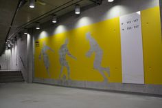 Aviva Stadium Signage on Behance