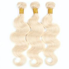 Grade 613 Blonde Hair Deal Body Wave, shop with us to get hair vendor list plus private label services. Cheap Hair Extensions, Hair Bundle Deals, Light Blonde Hair, Brazilian Body Wave, Brazilian Hair, Hair Products Online, Remy Human Hair, Remy Hair, Body Wave Hair