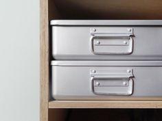 Aluminium Handle Box
